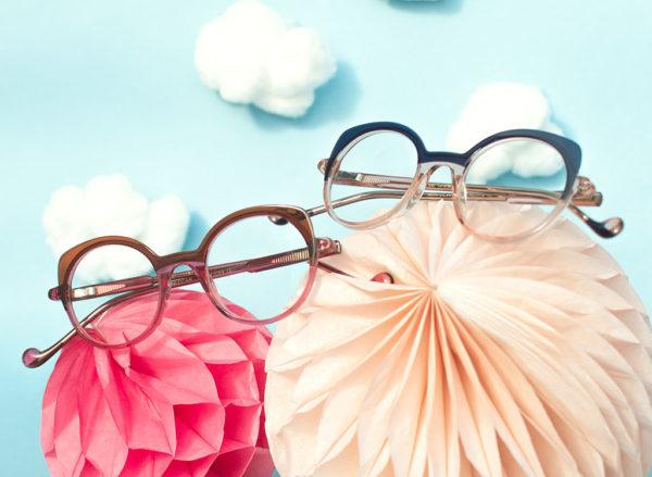 Tête à lunettes Compo Mini Dear