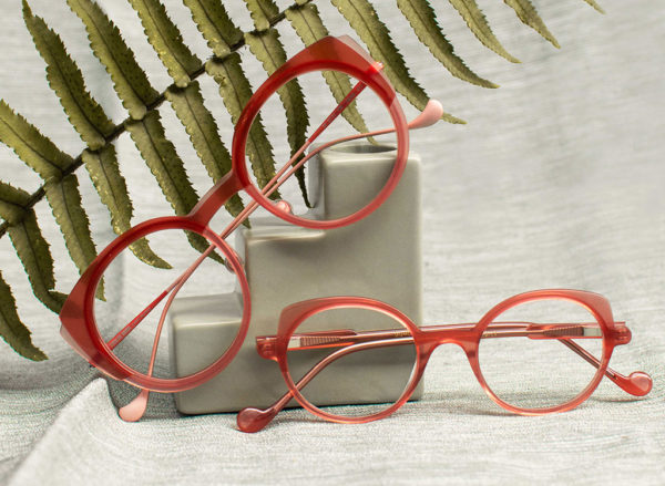 Tête à lunettes STILL LIFE MINIDVA DEAR